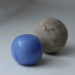 These marbles were found on the grounds of my 1830's era house. photo property of a Victorian Passage.