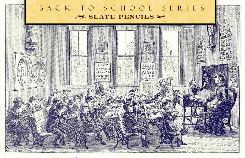 Back to School Series: Slate Pencils