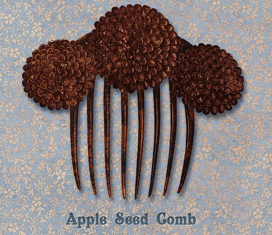 Apple Seed Comb